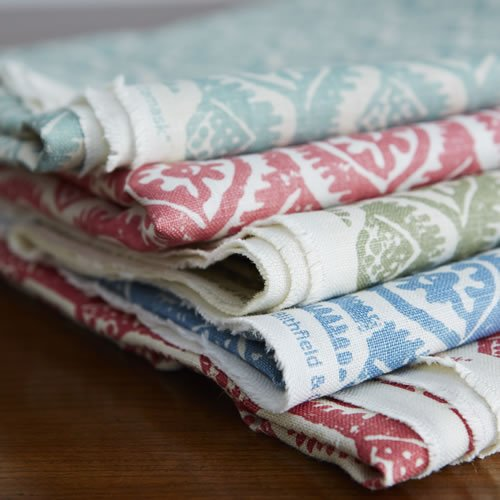 Peggy Angus fabrics