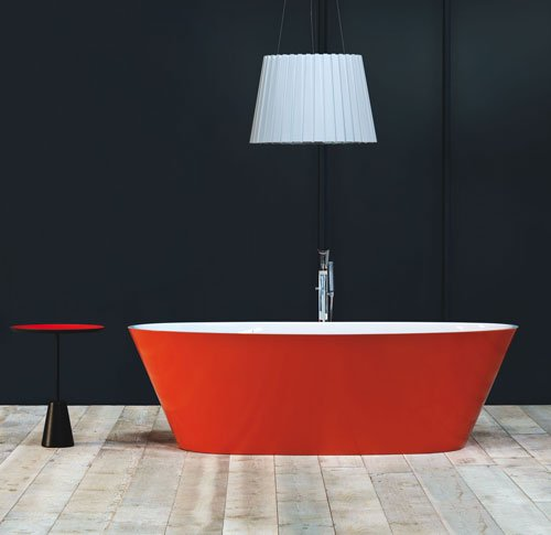 Calabar Freestanding bath at Ripples
