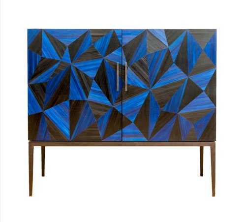 Simon Orrell, Avila marquetry cabinet