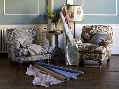 Custom Fabrics at Sofa.com