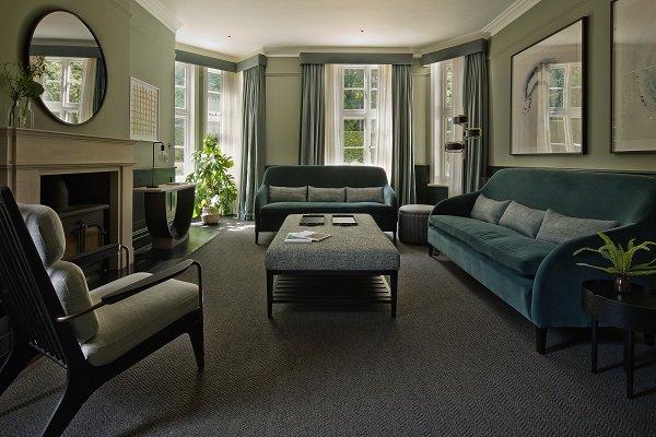 Studio Hooton Interior, Martin Gardner