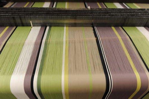 Toiles de Mayenne striped fabrics