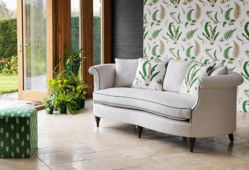 Clanfield Sofa by Wesley Barrell
