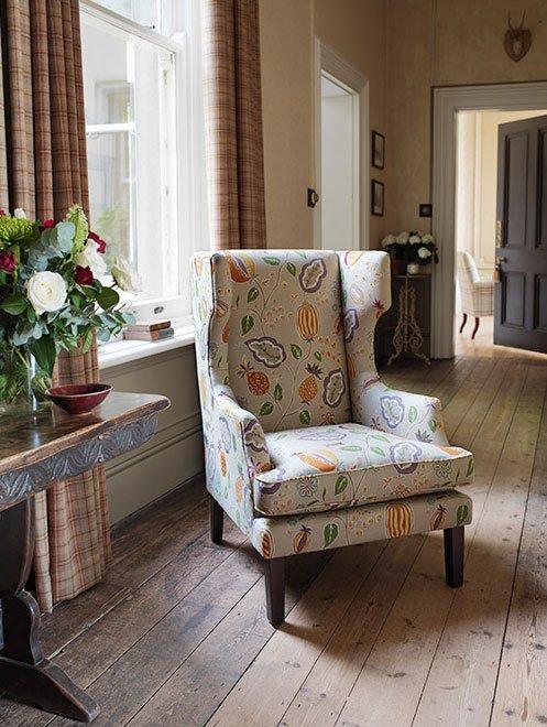 Taynton Chair by Wesley Barrell
