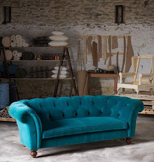 Cokethorpe Sofa from Wesley Barrell