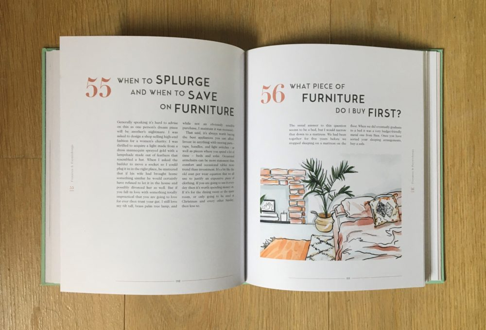 When To Splurge And When To Save On Furniture