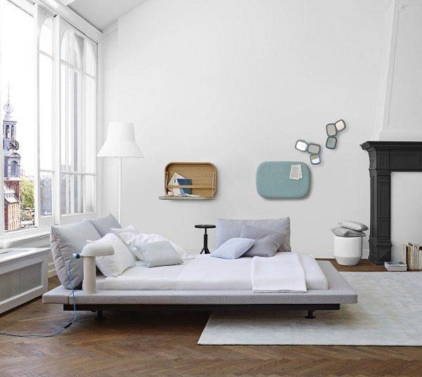 bed by Ligne Roset