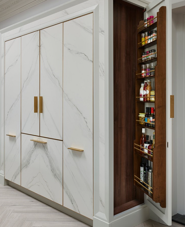 cabinets by Martin Moore