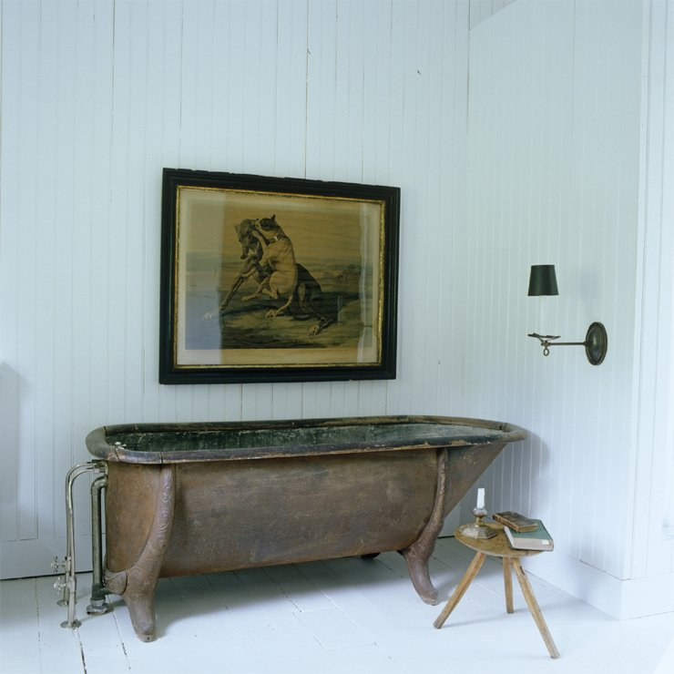 Darryl Carter's bathroom