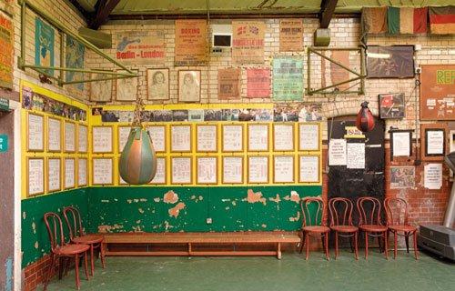 Unseen London - Repton Boxing Club