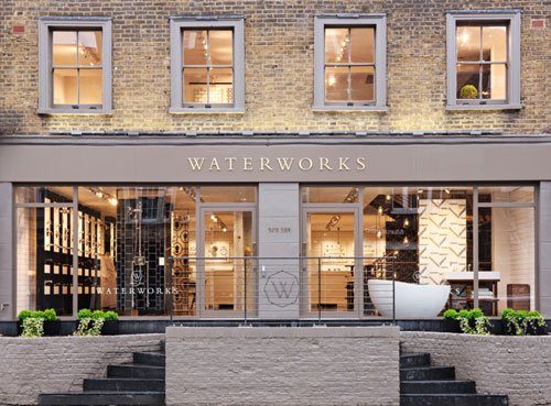 Waterworks, new London showroom